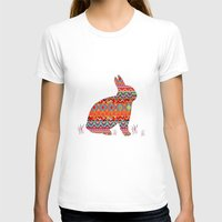 india T-shirts featuring India Style Pattern (Multicolor) by Diego Tirigall