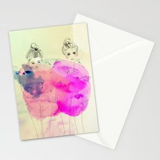 Brr its cold outside Stationery Cards