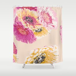 Gerbera Bouquet Shower Curtain