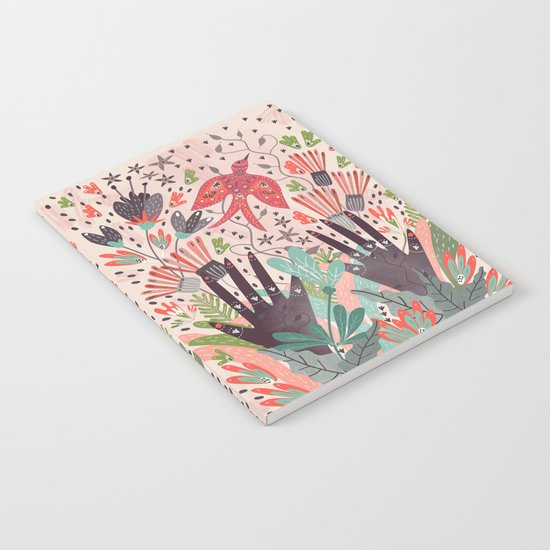 Spring Bird Notebook