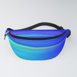 Night light abstract Fanny Pack