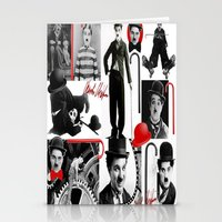 charlie Stationery Cards featuring CHARLIE by BLUE VELVET DESIGNS