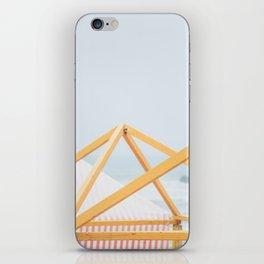 Summer haze pt6 iPhone Skin