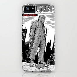 Collapse Issue one iPhone Case
