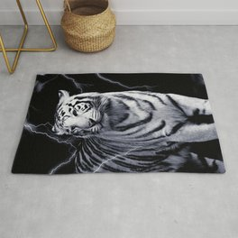 SPIRIT TIGER OF THE WEST Rug