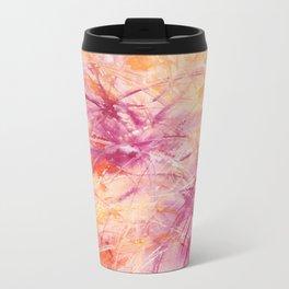 """Out Burst"" - Karla Leigh Wood Travel Mug"