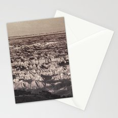Big Canyon. Retro series Stationery Cards