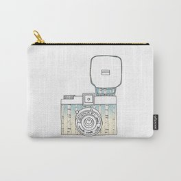 Photo in Russian Style  Carry-All Pouch