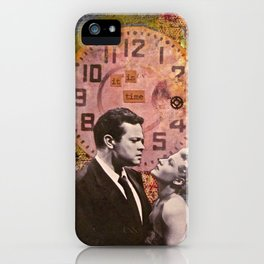 It is Time iPhone Case