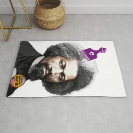 Frederick Douglass Retro Black Lives Matter Rug