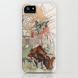 Cook Out iPhone Case