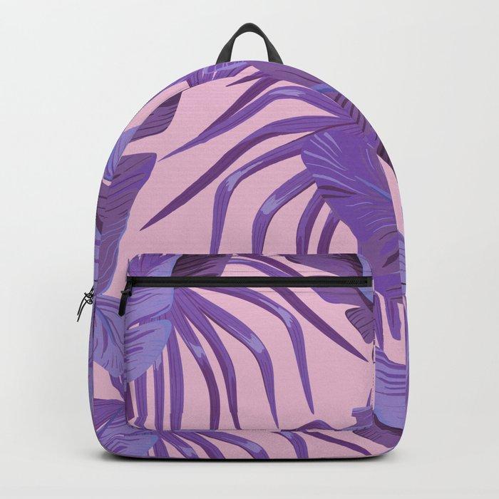 Tropical '17 - Starling [Banana Leaves] Backpack