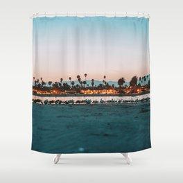 Summer Sunset VI Shower Curtain