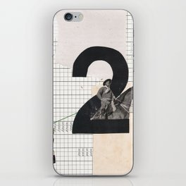 2 - Horse and strings iPhone Skin