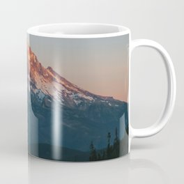 Mount Hood Sunset Coffee Mug