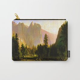 William Keith Yosemite Valley Carry-All Pouch