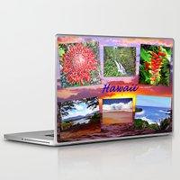 hawaii Laptop & iPad Skins featuring Hawaii by Art-Motiva