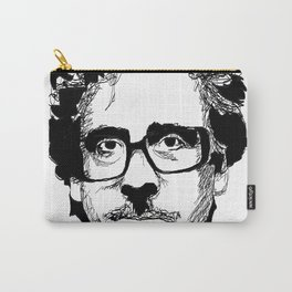 Tim Burton in colors by burro Carry-All Pouch