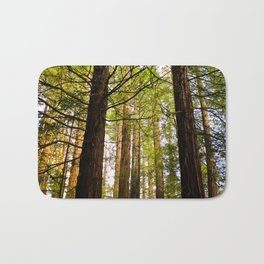 Within The Redwoods Bath Mat