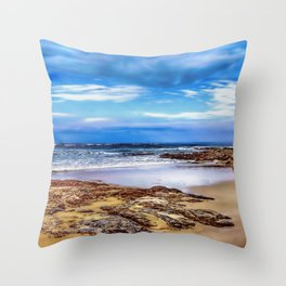 Hungry Head (2) Throw Pillow