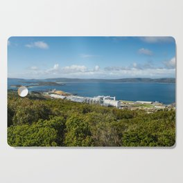 Frenchman & Shoal Bay, Albany, Western Australia Cutting Board