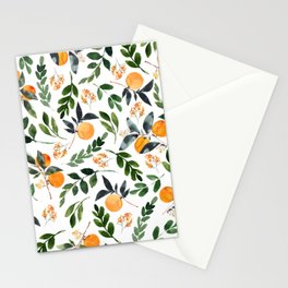 Orange Grove Stationery Cards