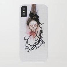breathe in iPhone X Slim Case