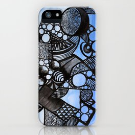 High Tides iPhone Case