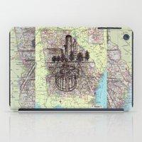 georgia iPad Cases featuring Georgia by Ursula Rodgers