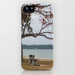 PERFECT SPOT iPhone Case