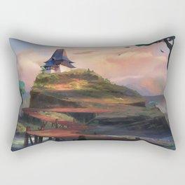 House Of The Rising Sun Rectangular Pillow