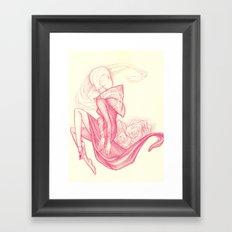 Recover Framed Art Print