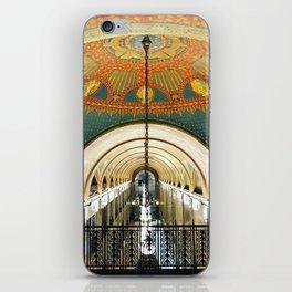 Art Deco Fisher Building Downtown Detroit iPhone Skin