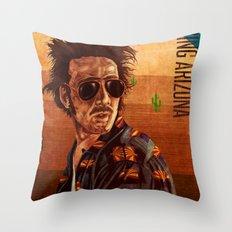 Raising arizona Throw Pillow
