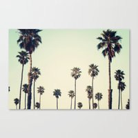 california Canvas Prints featuring California  by Bree Madden
