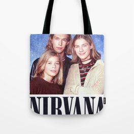 Smells Like Pre-Teen Spirit Tote Bag