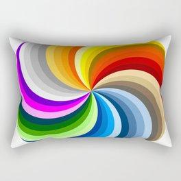 Ubuntu 36 Swirl Rectangular Pillow