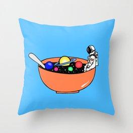 Space-O's Throw Pillow