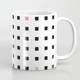 Sqaures Coffee Mug