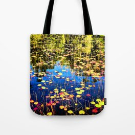 Land of Lilies Tote Bag