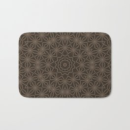 The Interconnected Story Bath Mat