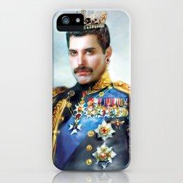 Portrait of the Queen iPhone Case