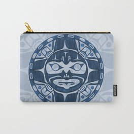 Salish Moon Carry-All Pouch