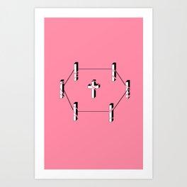 MMARKUSS Art Print