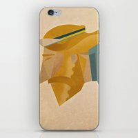 jesus iPhone & iPod Skins featuring Jesus by Riccardo Guasco