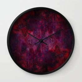 MEET ME AT THE END OF MY LIFE Wall Clock