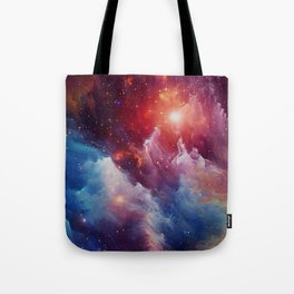 Misterious Space Tote Bag
