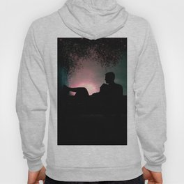 starry night_37 Hoody