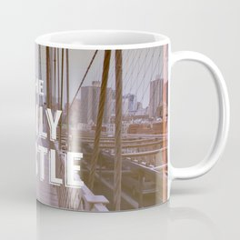 The Daily Hustle Coffee Mug