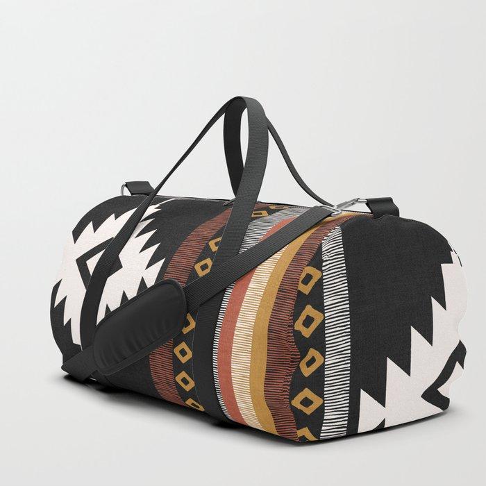 Pueblo in Sienna Duffle Bag